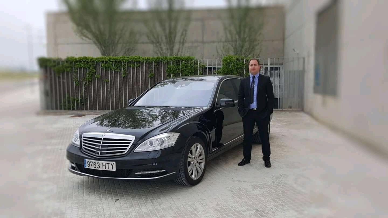 alquiler de vehículos con conductor para bodas