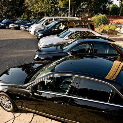 alquiler de coche con conductor