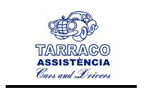 Logo Tarraco Assistència - Alquiler de coches con conductor